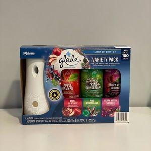Glade Automatic Spray Kit Variety Pack